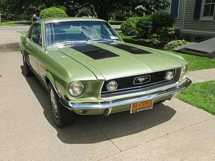 1968 Ford Mustang for sale 100886947