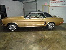 1968 Ford Mustang for sale 100903715