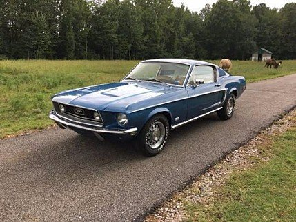 1968 Ford Mustang for sale 100904730