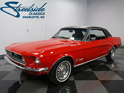 1968 Ford Mustang for sale 100906185