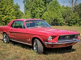 1968 Ford Mustang for sale 100915077