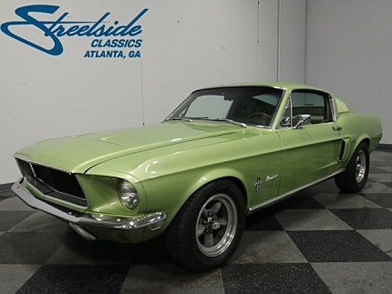 1968 Ford Mustang for sale 100945809