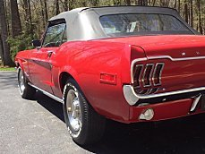 1968 Ford Mustang for sale 100979414