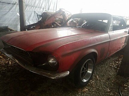 1968 Ford Mustang for sale 101003544