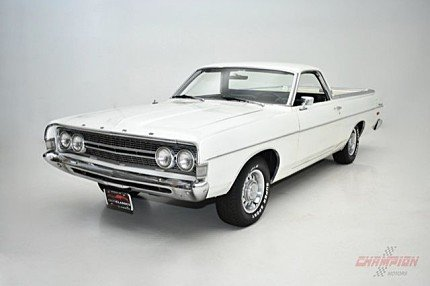 1968 Ford Ranchero for sale 100907158