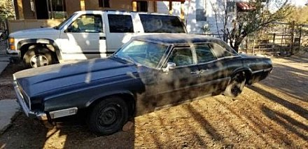 1968 Ford Thunderbird for sale 101012525