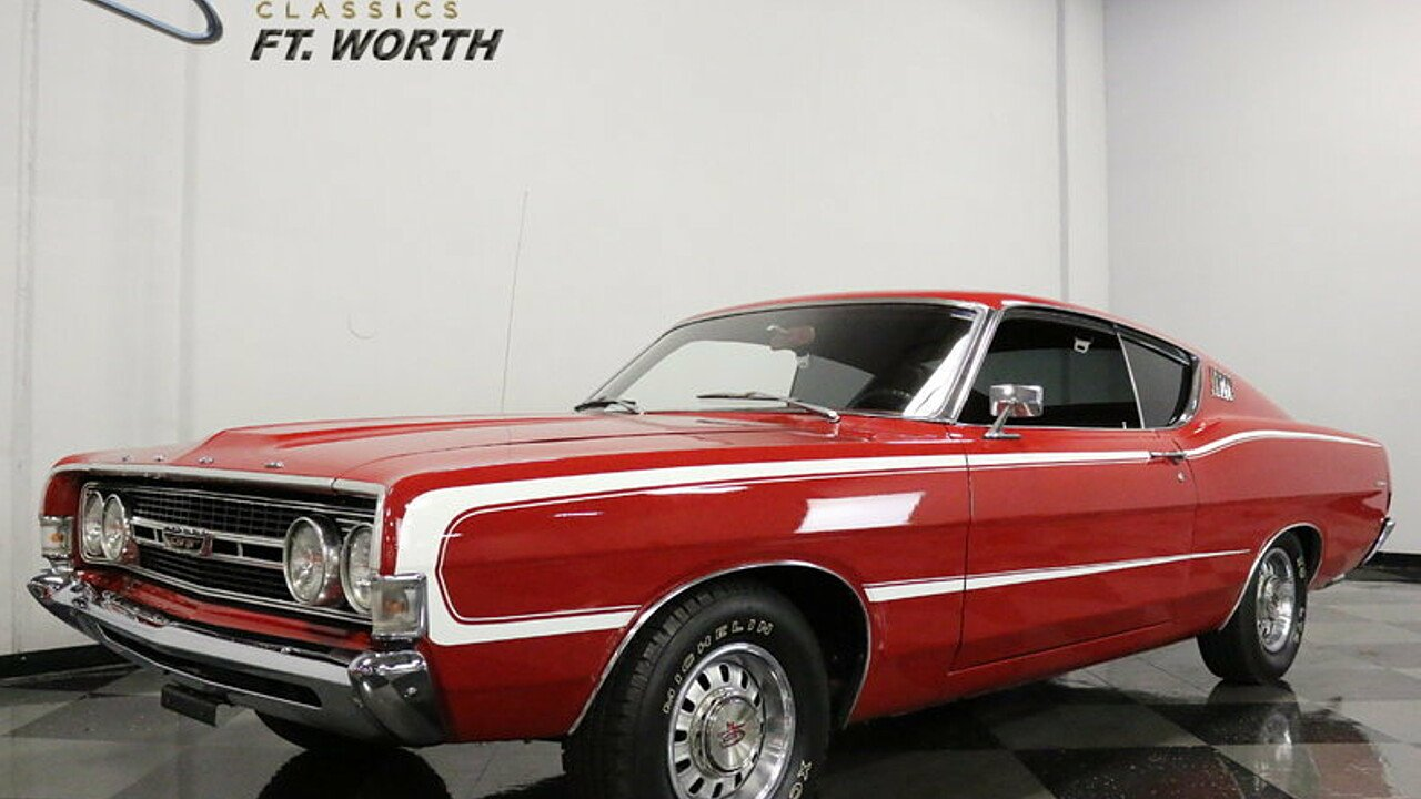 1968 Ford Torino for sale 100890448
