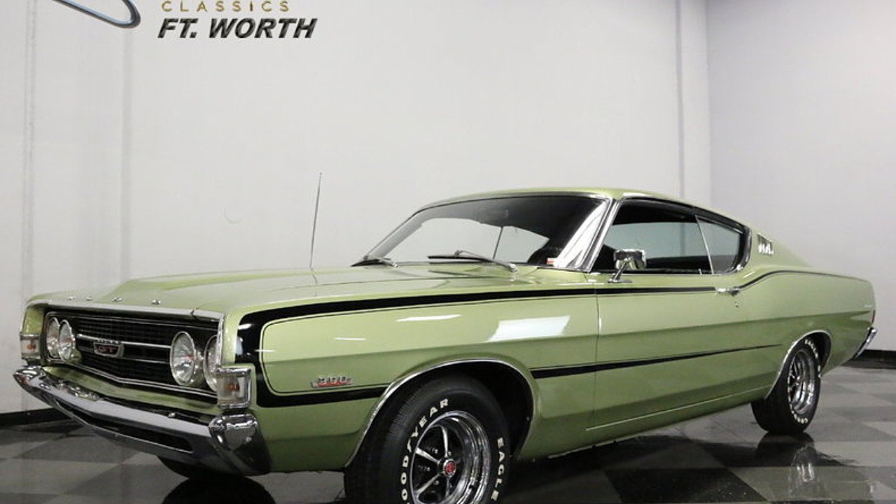 1968 Ford Torino for sale 100890450