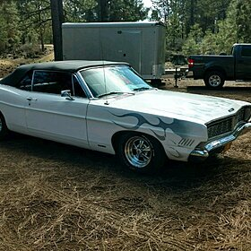 1968 Ford XL for sale 100858901