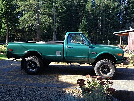 1968 GMC C/K 2500 for sale 100923375