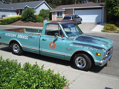 1968 GMC Pickup for sale 100774147