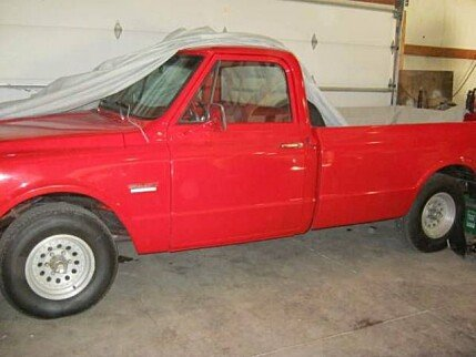 1968 GMC Pickup for sale 100886810