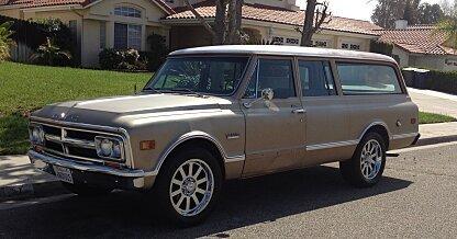 1968 GMC Suburban 2WD for sale 100794420