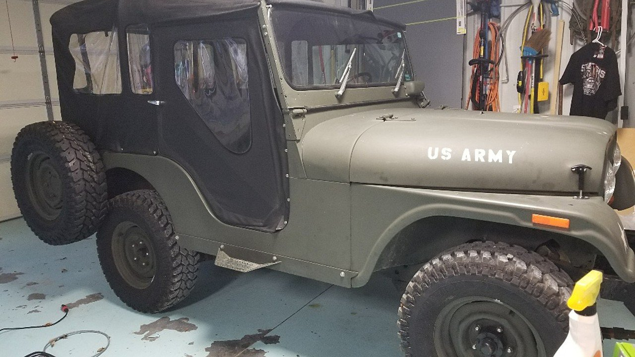 1968 Jeep CJ-5 for sale 101002814