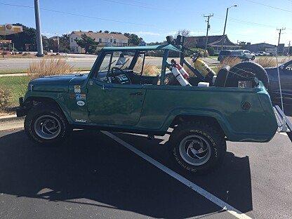 1968 Jeep Commando for sale 100830765