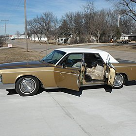 1968 Lincoln Continental for sale 100847389