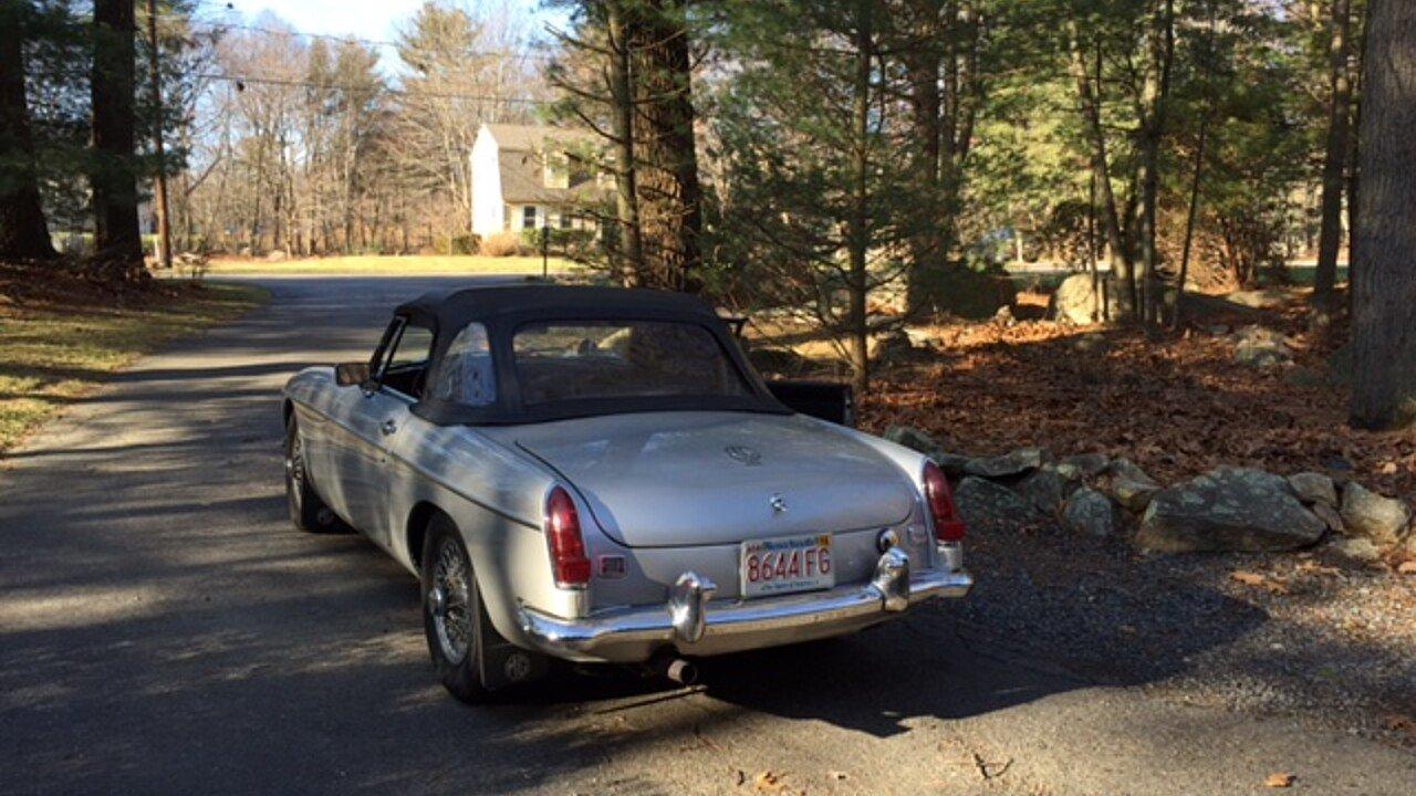 1968 MG MGB for sale near Framingham, Massachusetts 01702 - Classics ...