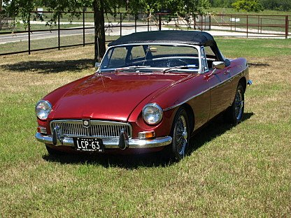 1968 MG MGB for sale 100977683