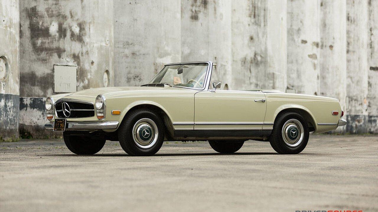 1968 Mercedes-Benz 250SL for sale near Houston, Texas 77079 ...