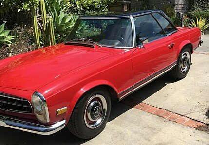 1968 Mercedes-Benz 250SL for sale 100813891