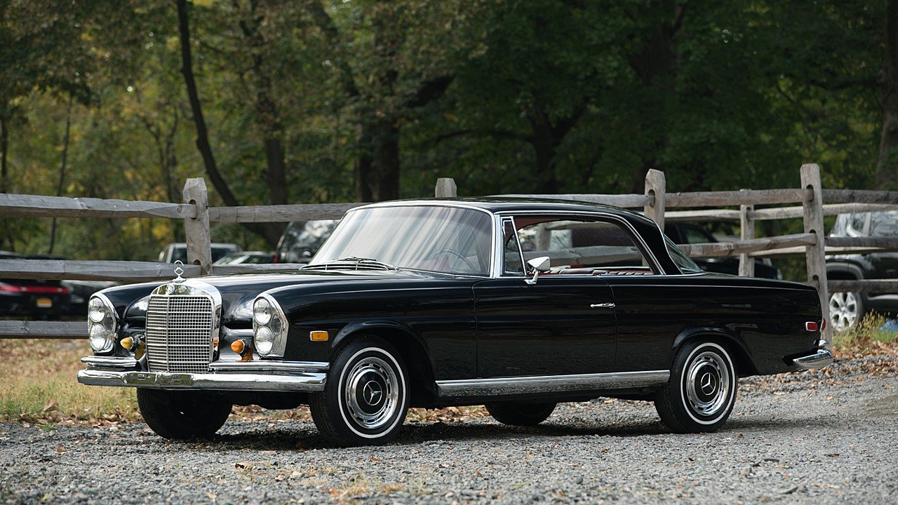 1968 mercedes benz 280se for sale near phoenix arizona for Mercedes benz classic cars