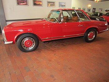1968 Mercedes-Benz 280SL for sale 100849329