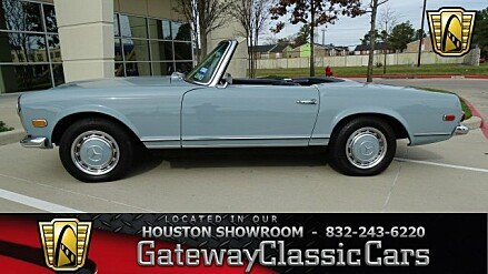 1968 Mercedes-Benz 280SL for sale 100920986