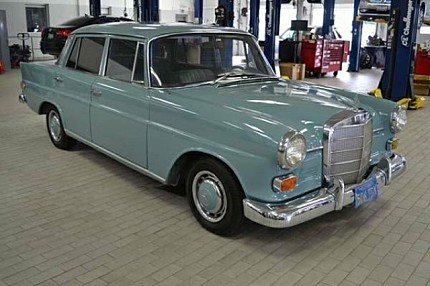1968 Mercedes-Benz Other Mercedes-Benz Models for sale 100865860
