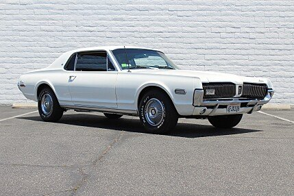 1968 Mercury Cougar XR7 Coupe for sale 100768733