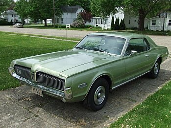 1968 Mercury Cougar for sale 100805948
