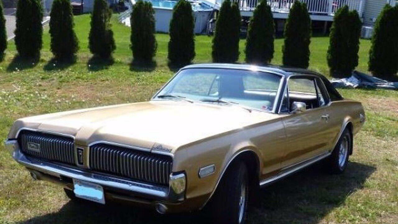 1968 Mercury Cougar for sale near Cadillac, Michigan 49601 ...