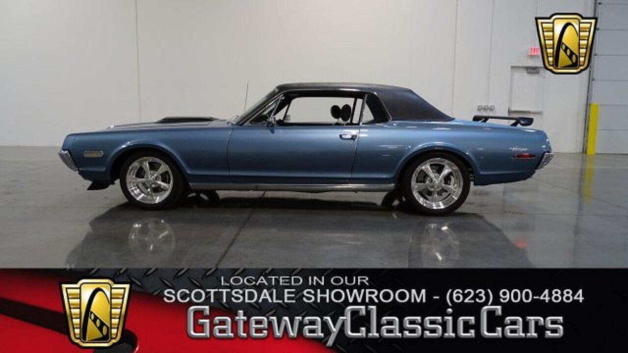 1968 Mercury Cougar for sale near O Fallon, Illinois 62269 ...