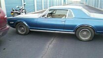 1968 Mercury Cougar Coupe for sale 101021816