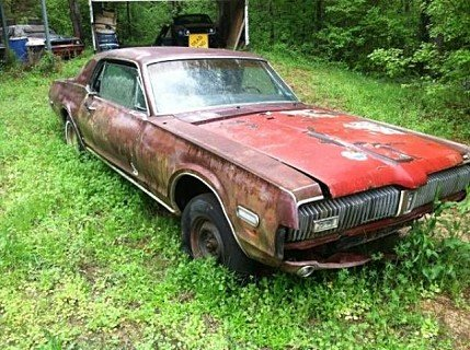 1968 Mercury Cougar for sale 100828516
