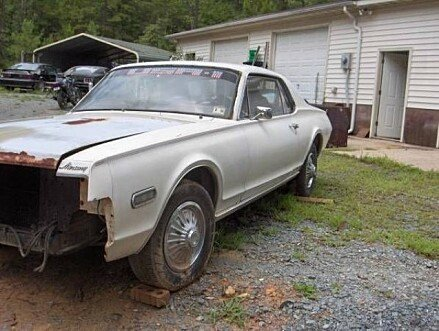 1968 Mercury Cougar for sale 100828538
