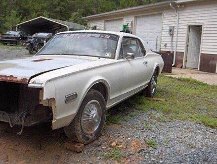 1968 Mercury Cougar for sale 100828538