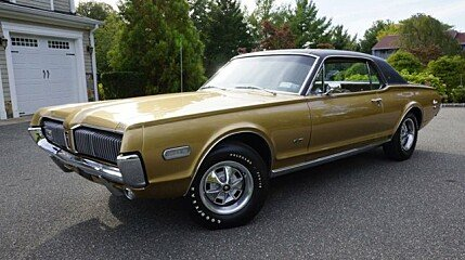 1968 Mercury Cougar for sale 100913517