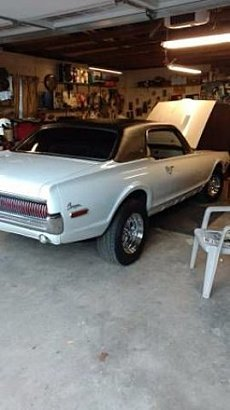 1968 Mercury Cougar for sale 100928058