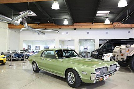 1968 Mercury Cougar for sale 100954791