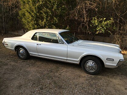 1968 Mercury Cougar XR7 for sale 100981865