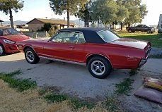 1968 Mercury Cougar for sale 101009193