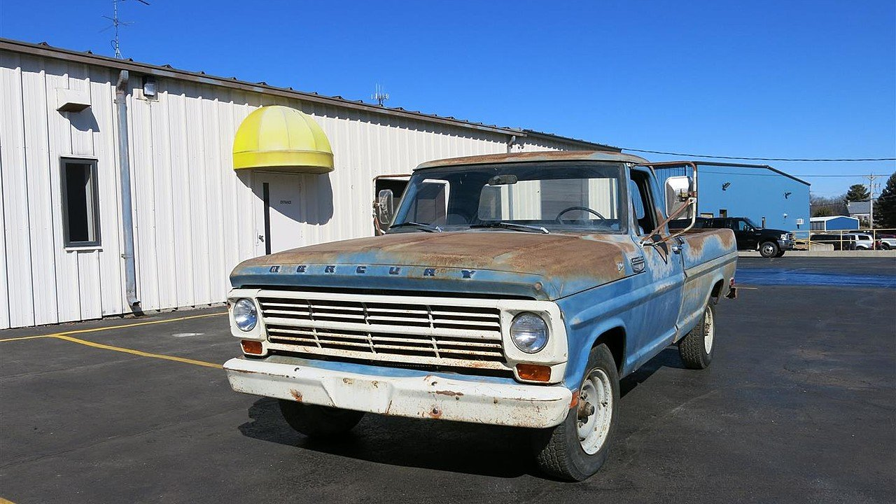 1968 Mercury M-100 for sale near Manitowoc, Wisconsin 54220 ...