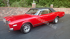 1968 Mercury Montego for sale 100890160