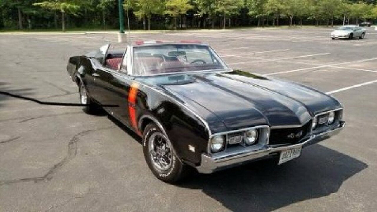 1968 Oldsmobile 442 for sale near Mundelein, Illinois 60060 ...