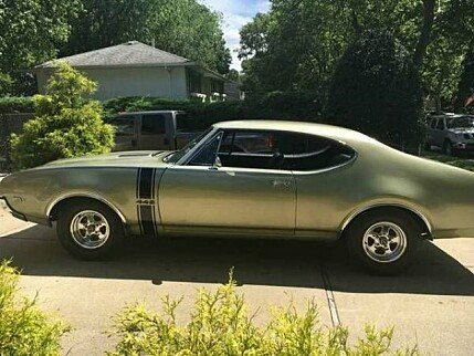 1968 Oldsmobile 442 for sale 100828587