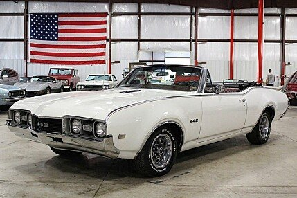 1968 Oldsmobile 442 for sale 100866690