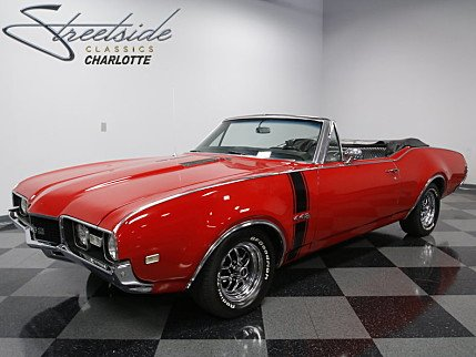 1968 Oldsmobile 442 for sale 100892963