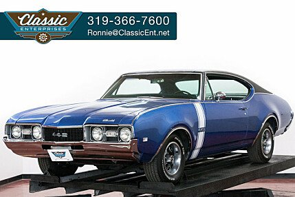 1968 Oldsmobile Cutlass for sale 100746077