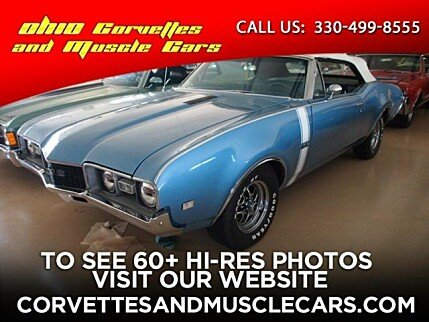 1968 Oldsmobile Cutlass for sale 100794262