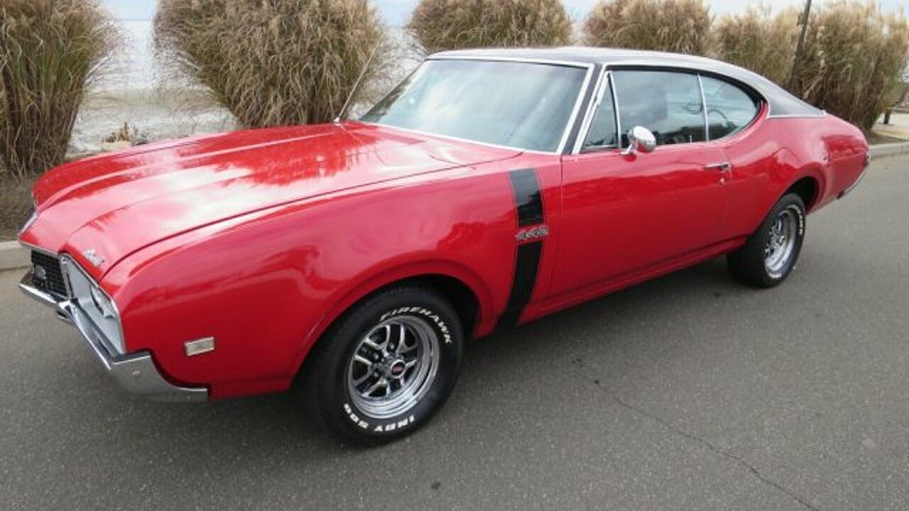 1968 Oldsmobile Cutlass for sale near Milford, Connecticut 06460 ...